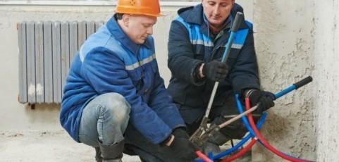 Jak prace budowlane można wykonywać zimą?